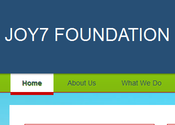 Joy7 Foundation