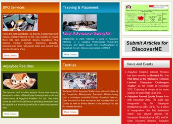 Anjaybee Infotech Pvt. Ltd